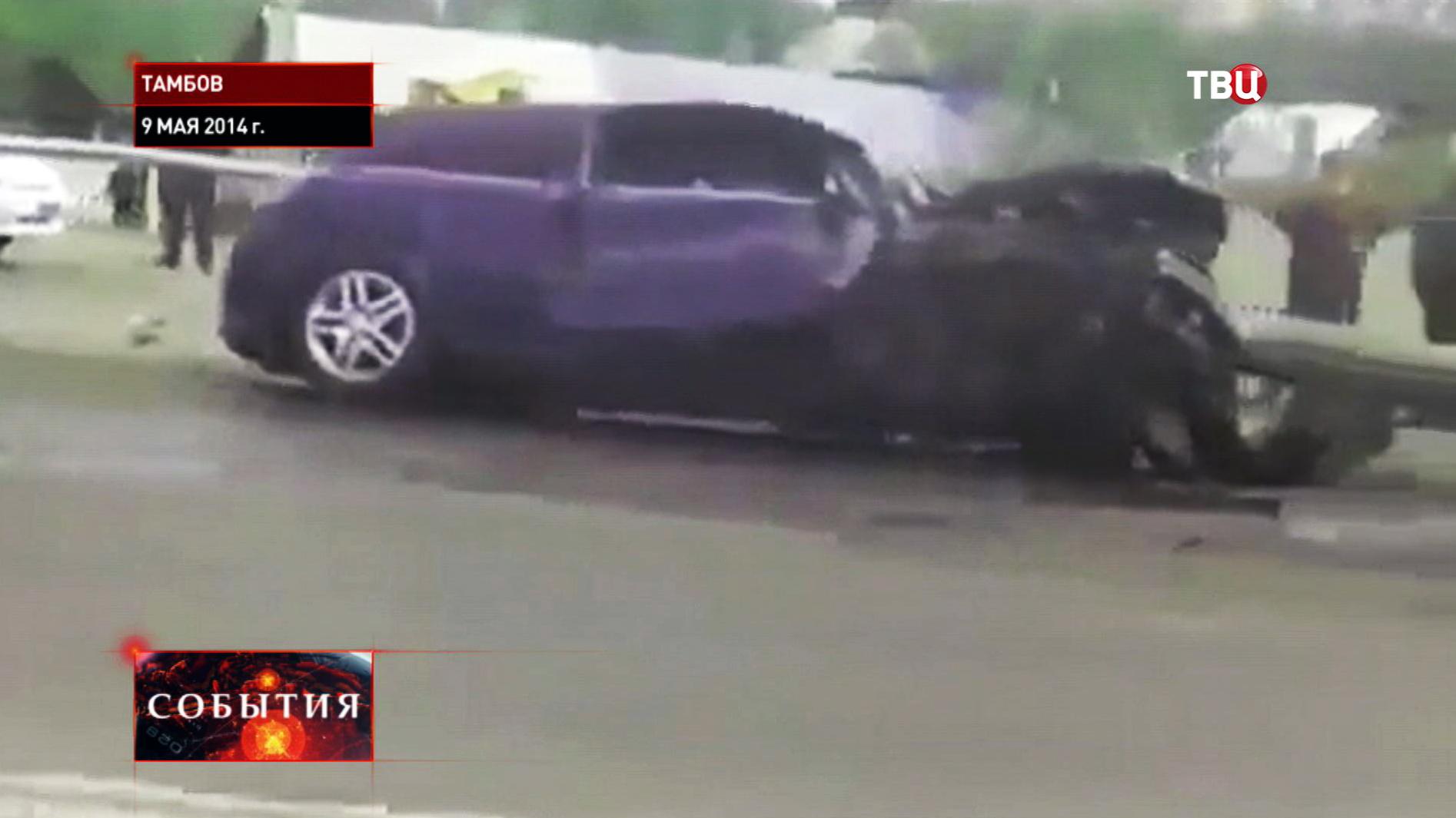 Спортсмен Александра Емельяненко попал в ДТП