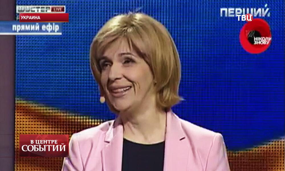 Кандидат в президенты Украины Ольга Богомолец