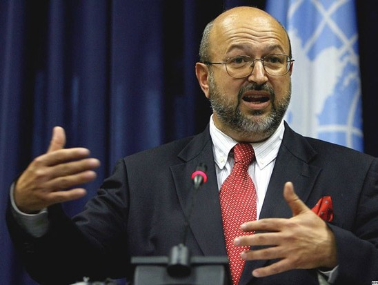 Генеральный секретарь ОБСЕ Ламберто Заньер