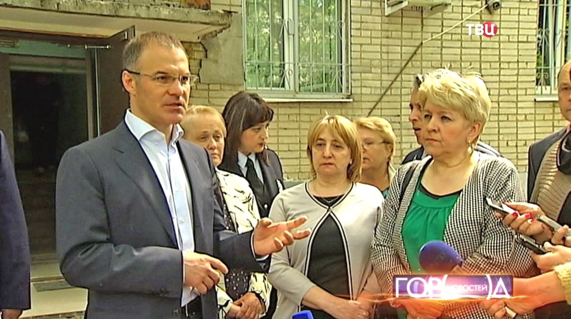 Руководитель Главного управления Московской области Александр Коган