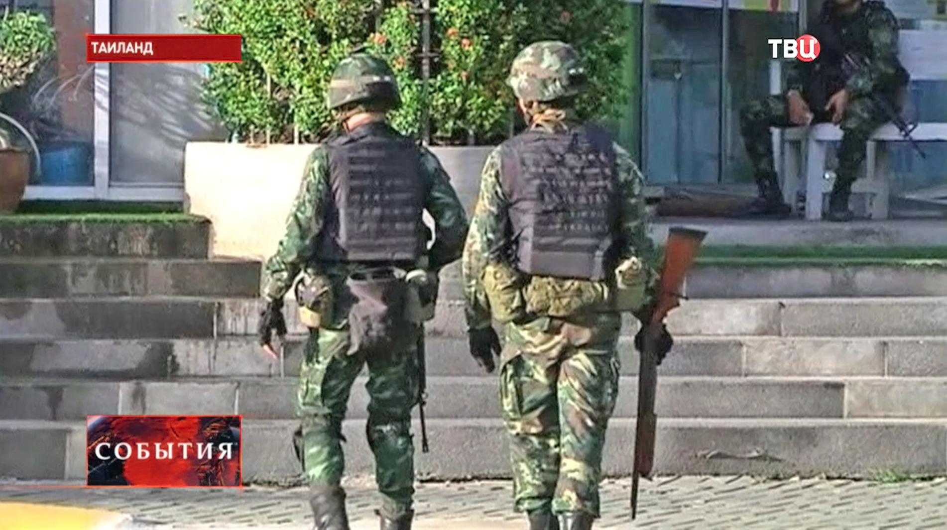 Армия Таиланда