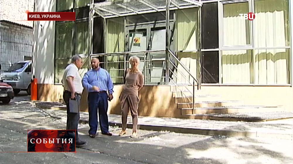 """Здание редакции газеты """"Вести"""""""