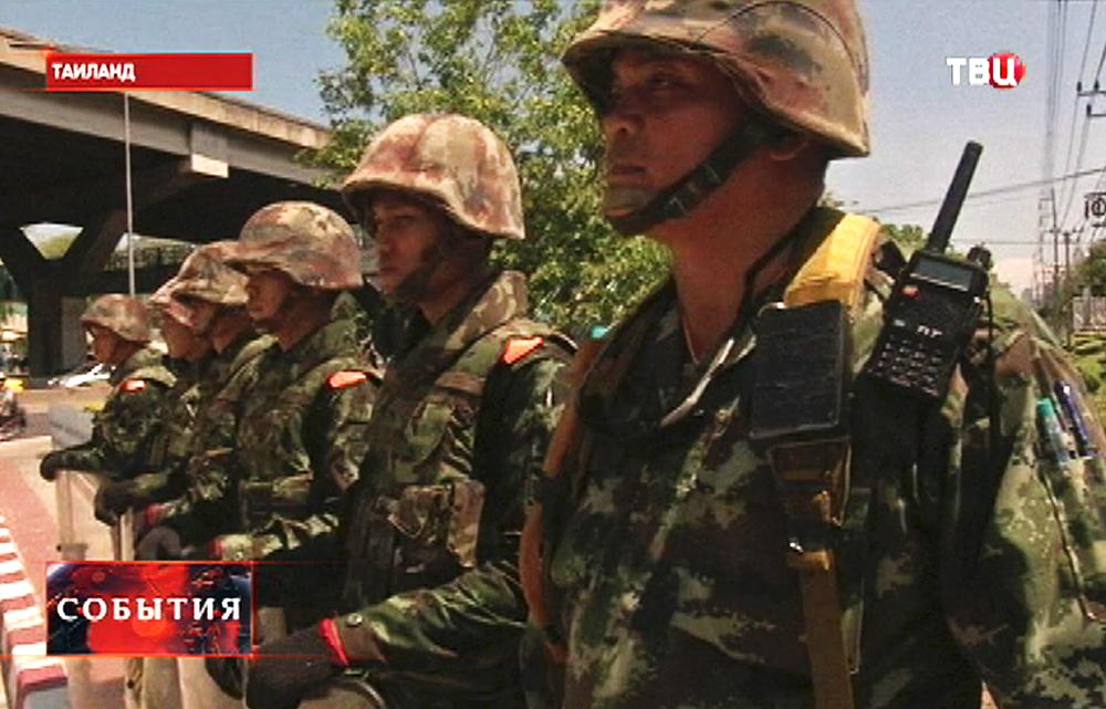 Военные Таиланда