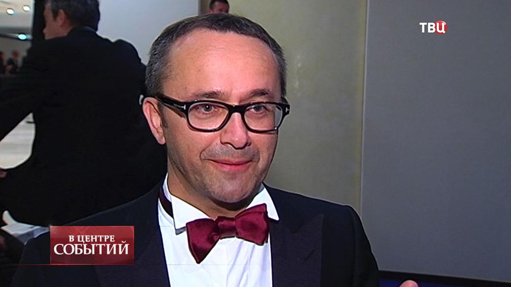 Режиссер Андрей Звягинцев