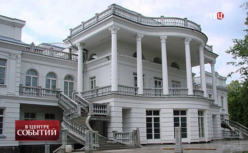 Резиденция Петра Порошенко