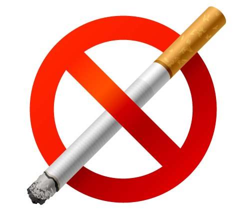 Запрет на табакокурение