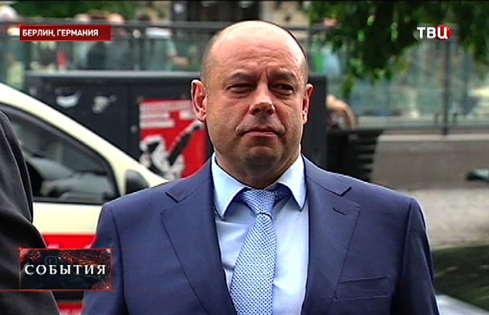 Министр энергетики Украины Юрий Продан