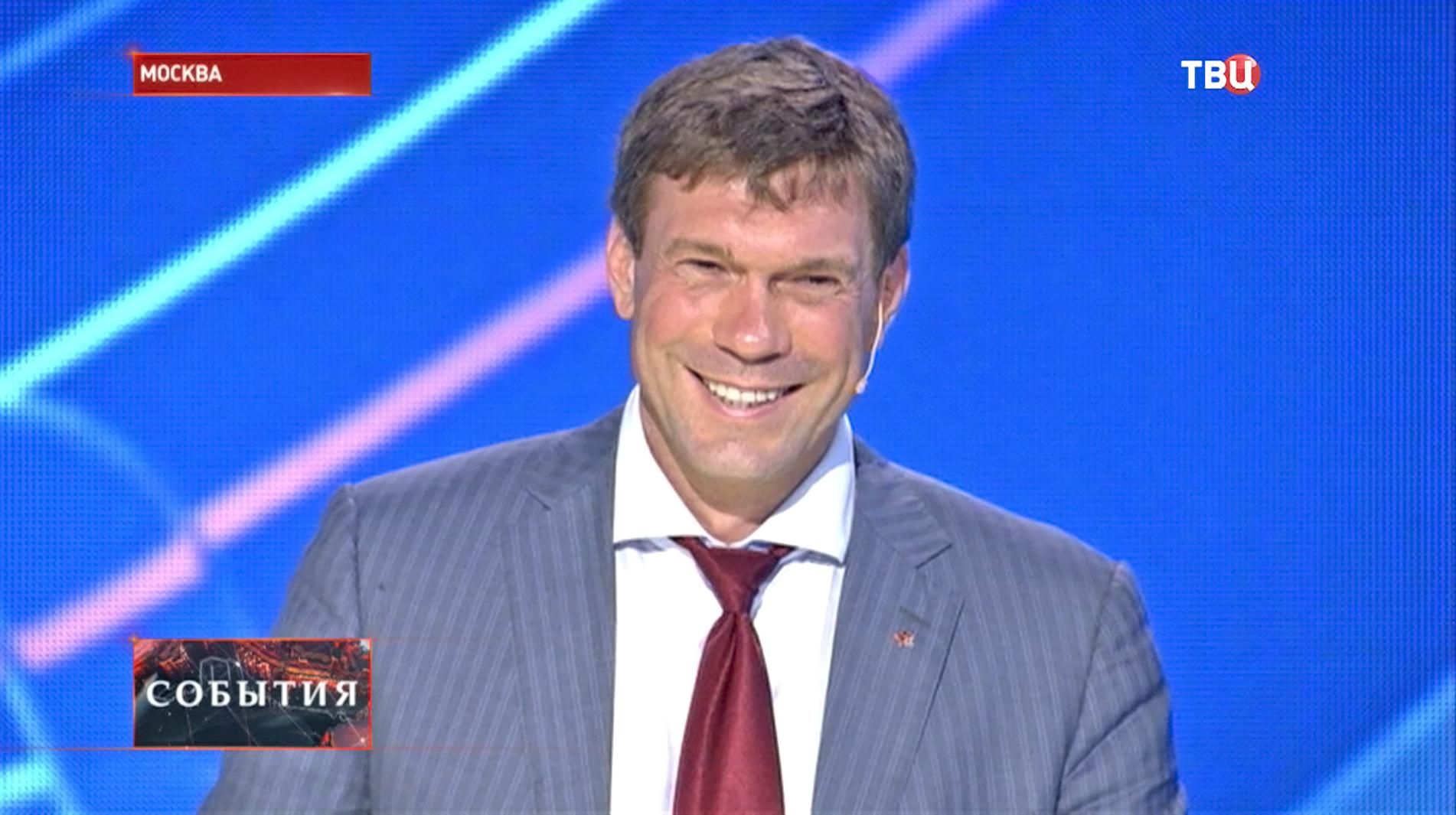 Олег Царев