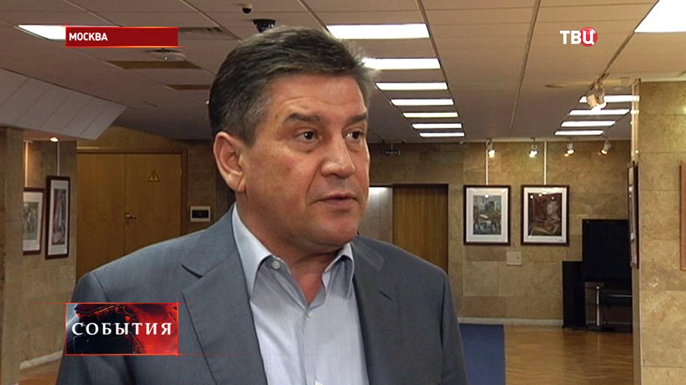 Руководитель Департамента социальной защиты населения города Москвы Владимир Петросян