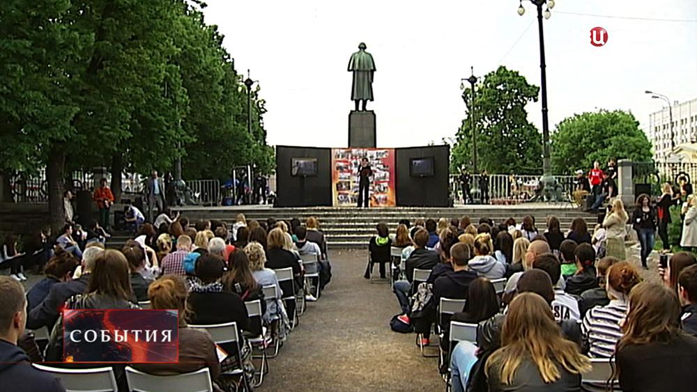 Театральный проект на Гоголевском бульваре