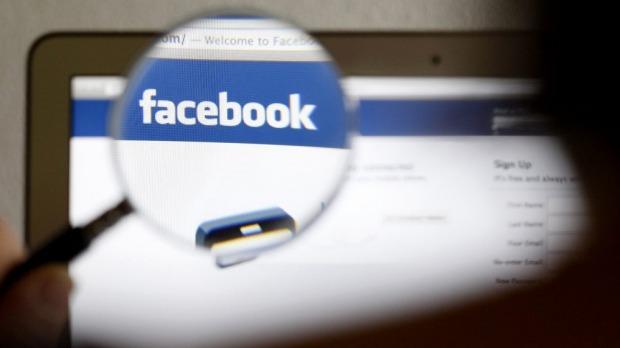 Соцсеть Facebook