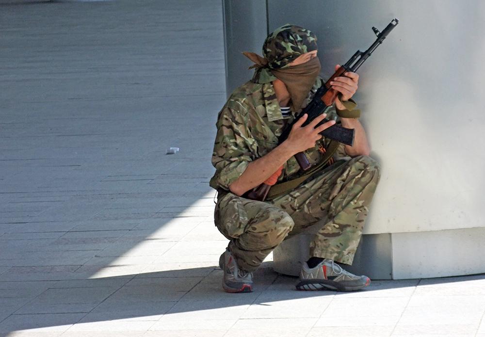 Народный ополченец Донбасса