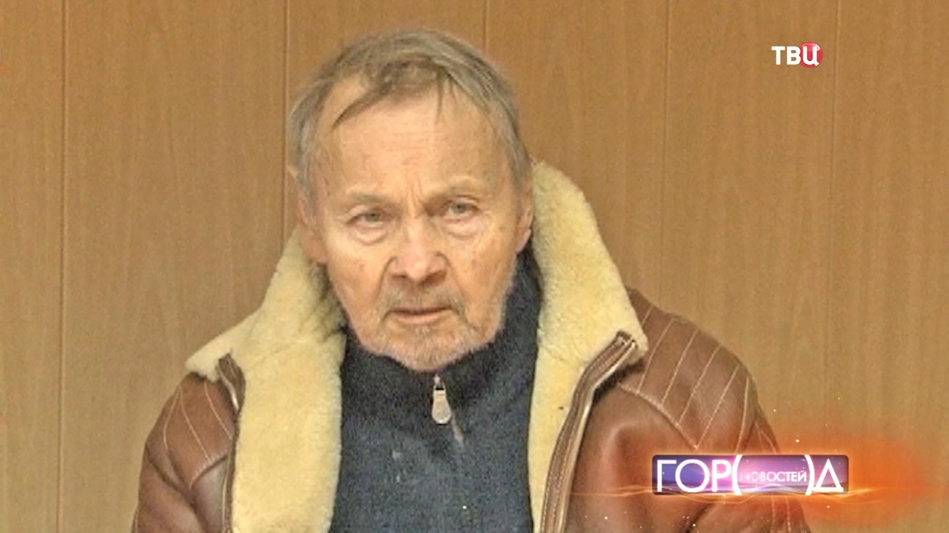Дрессировщик хищного зверя Виктор Ярославцев