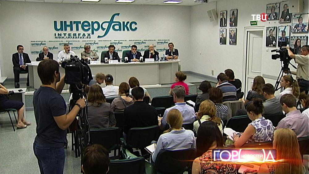 Пресс-конференция по итогам праймериз