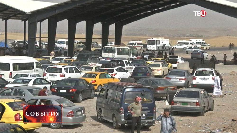 Иракские беженцы