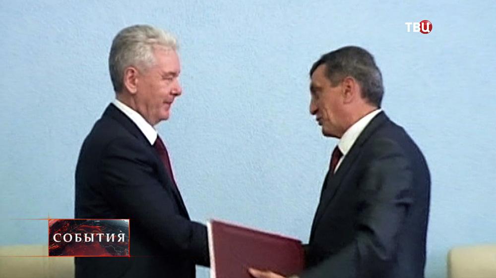 Сергей Собянин подписал план по реализации соглашения между Москвой и Севастополем