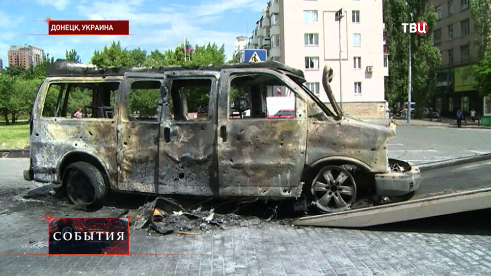 Результат покушения на лидера ДНР Дениса Пушилина