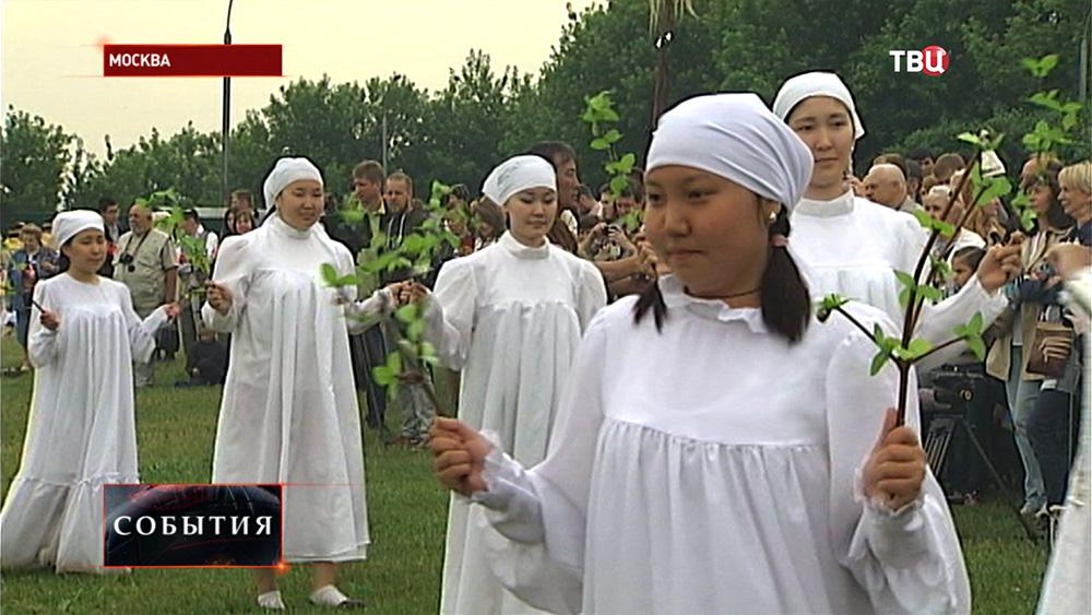 Якутский праздник Ысыах