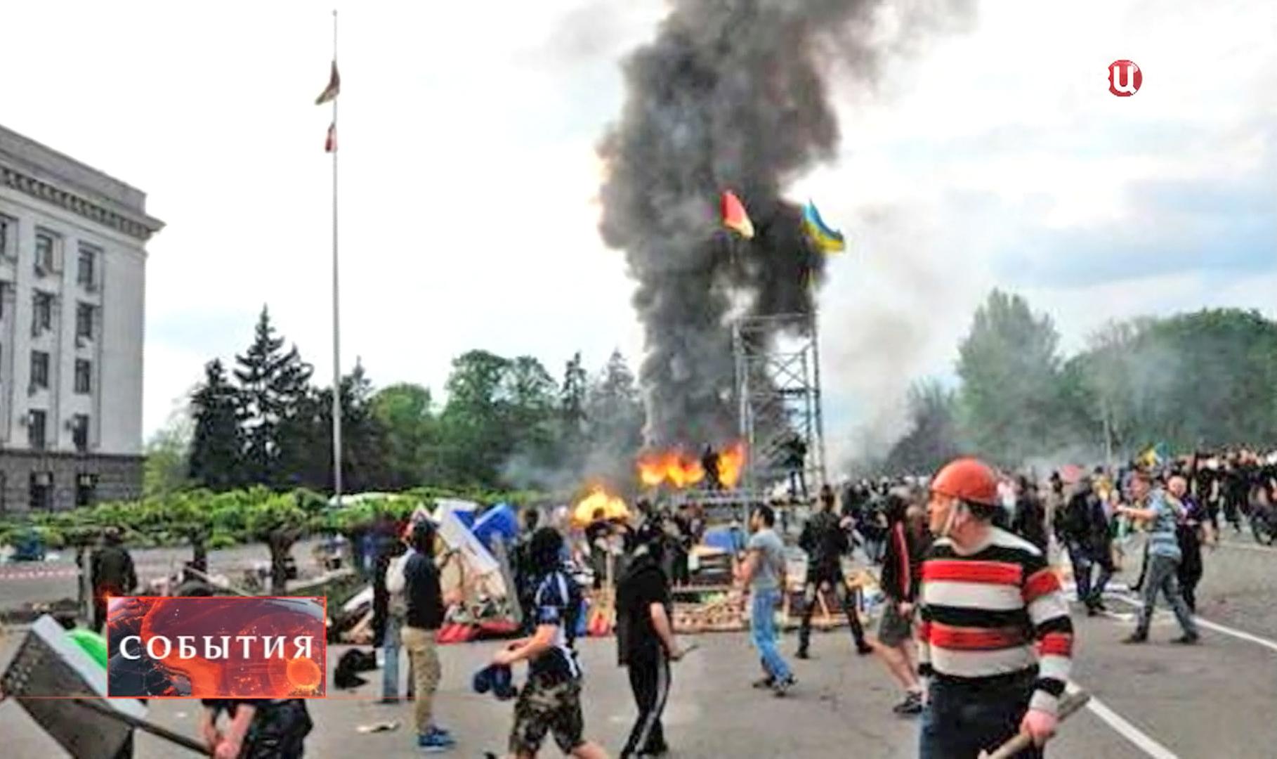 Бои в Одессе