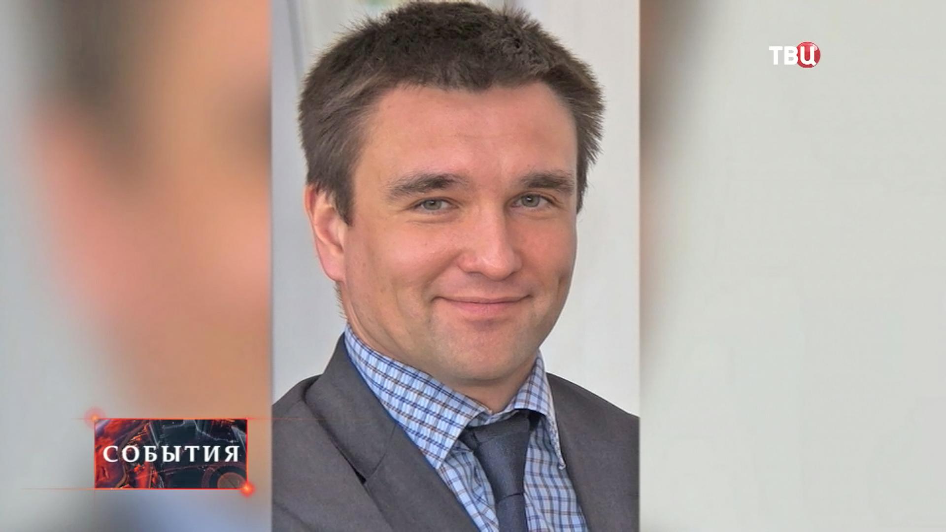 Министр иностранных дел Андрей Дещица