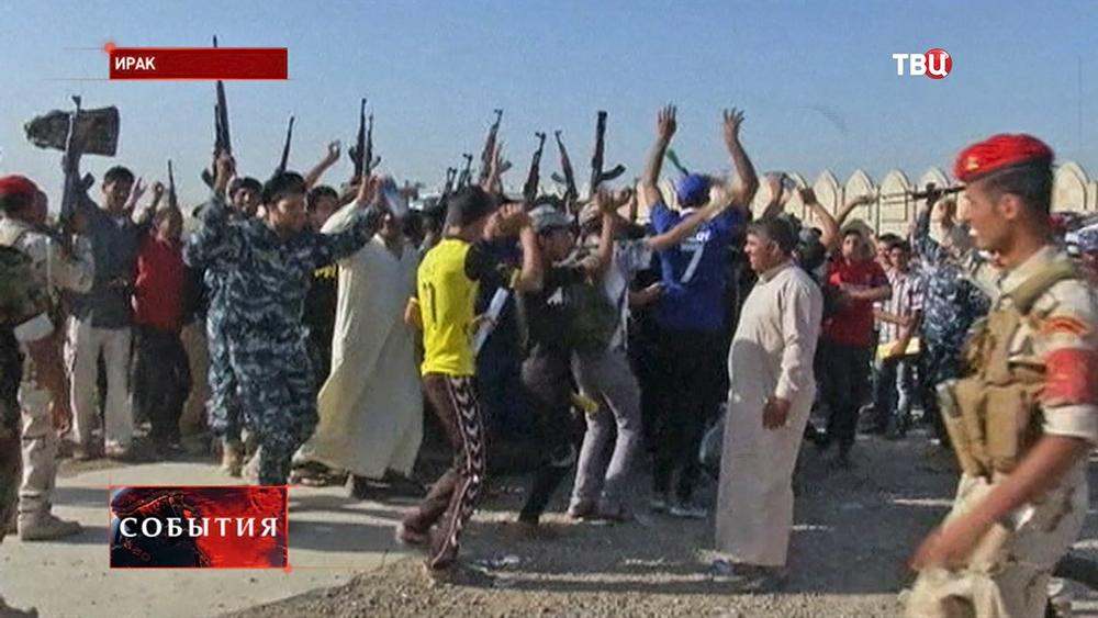 Обострение военной ситуации в Ираке