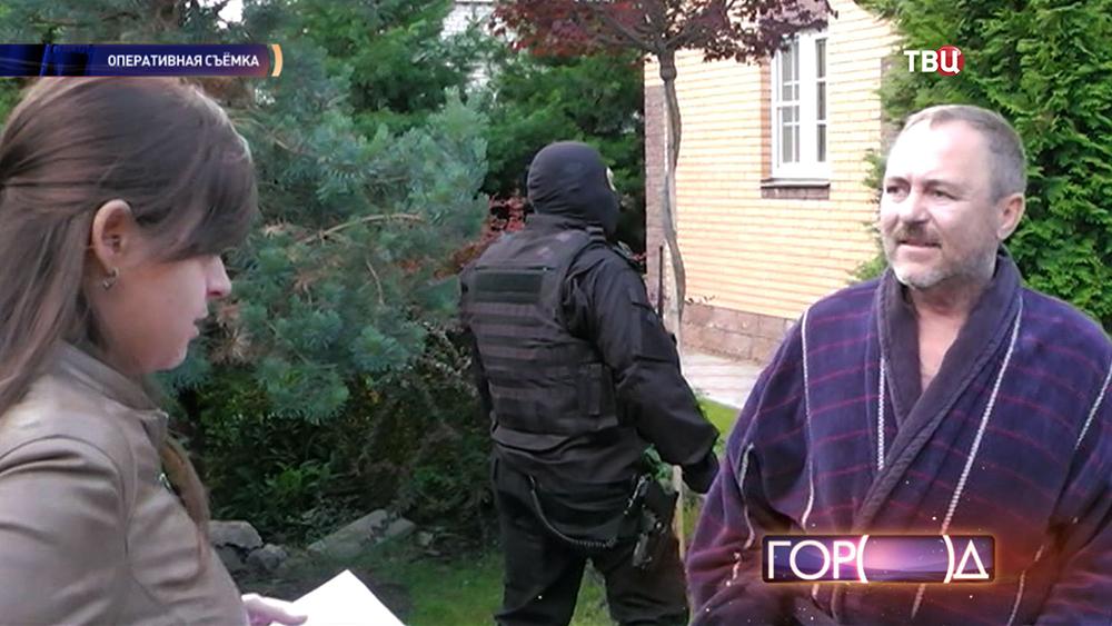 Задержанный ректор вуза устроивший притон