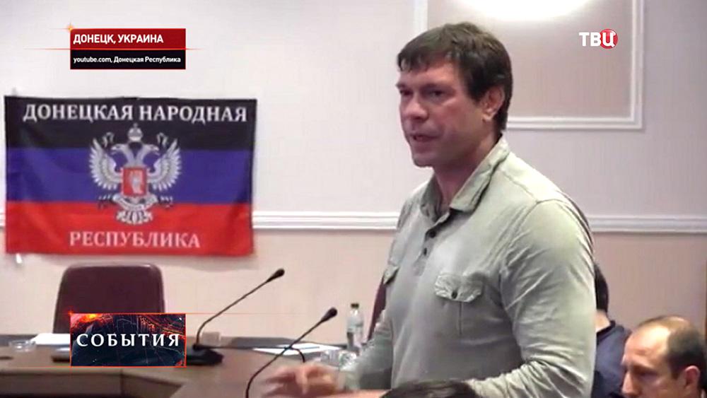 Олег Царев, народный депутат Украины