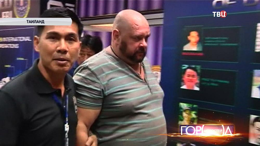 Задержанный в Таиланде лидер Щёлковской преступной группировки Басмач