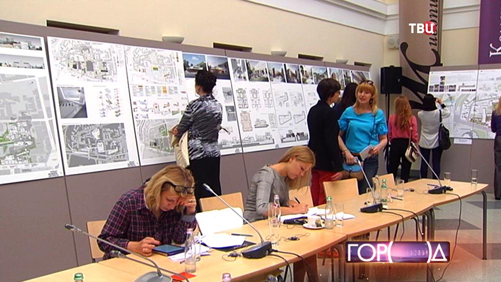 Презентация проектов развития музея изобразительных искусств им. А.С. Пушкина