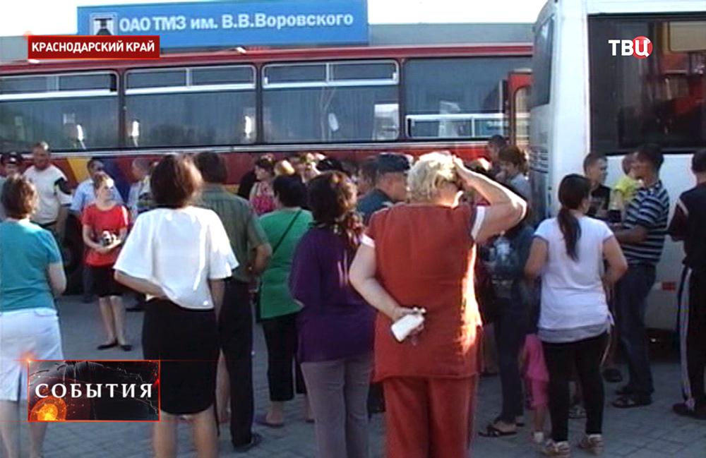 Беженцы с Украины в Краснодарском крае