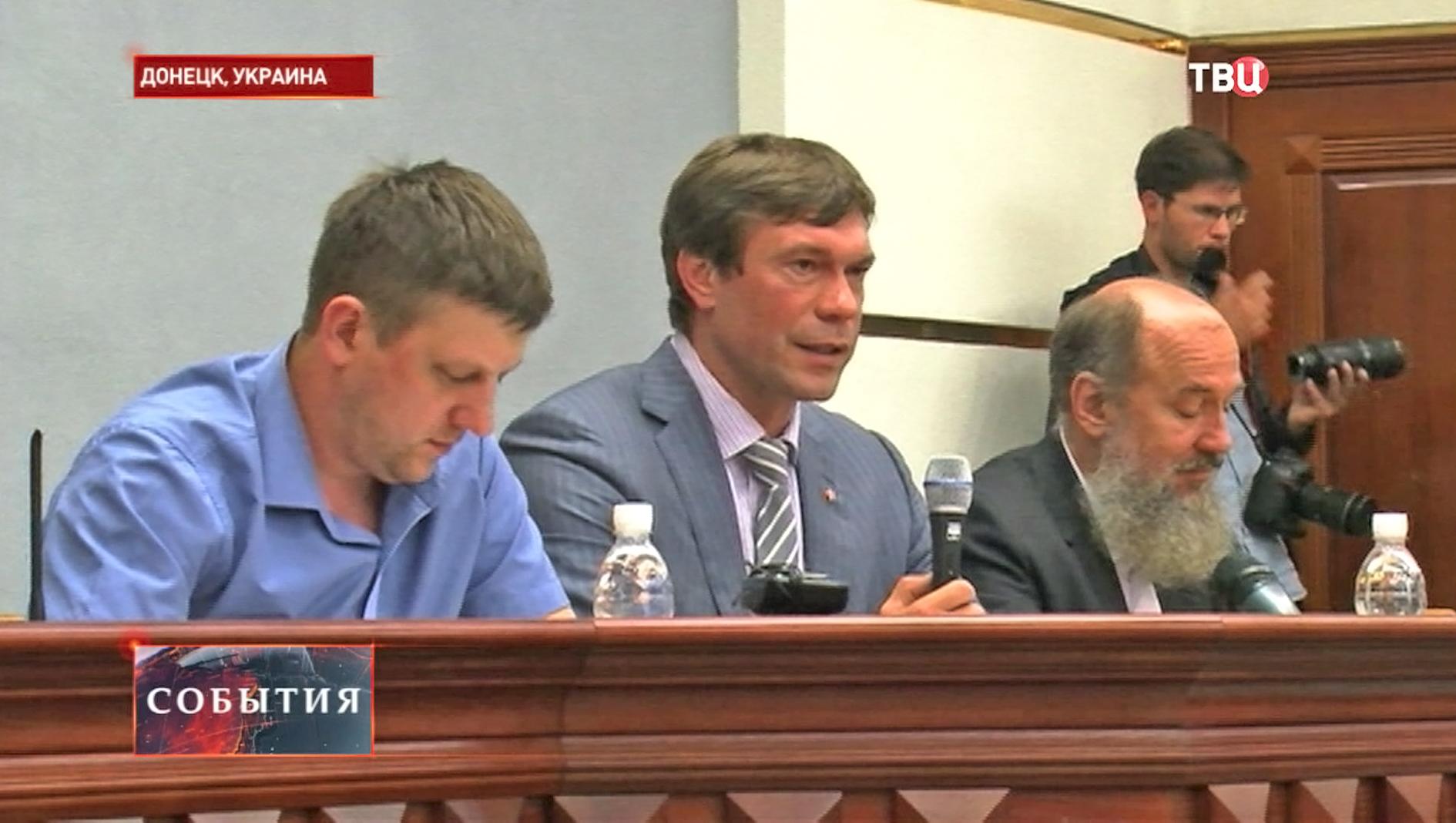 Олег Царев, депутат Верховной Рады Украины