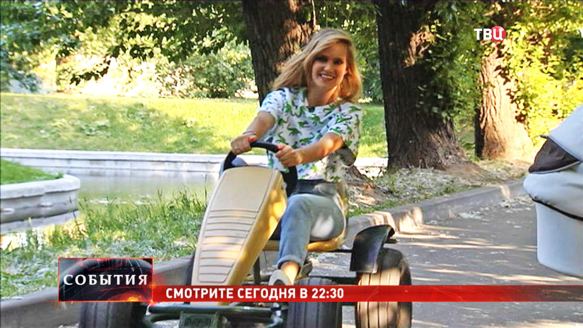 """Смотрите специальный репортаж """"Взрослный сад"""" в 22:30"""