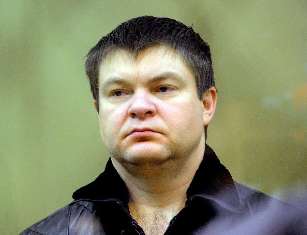 Сергей Цапок в суде