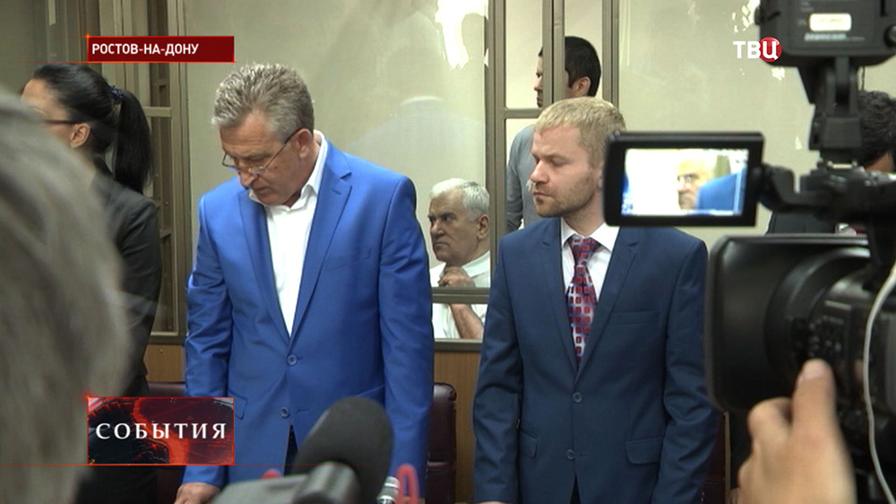 Суд над экс-мэром Махачкалы Саидом Амировым