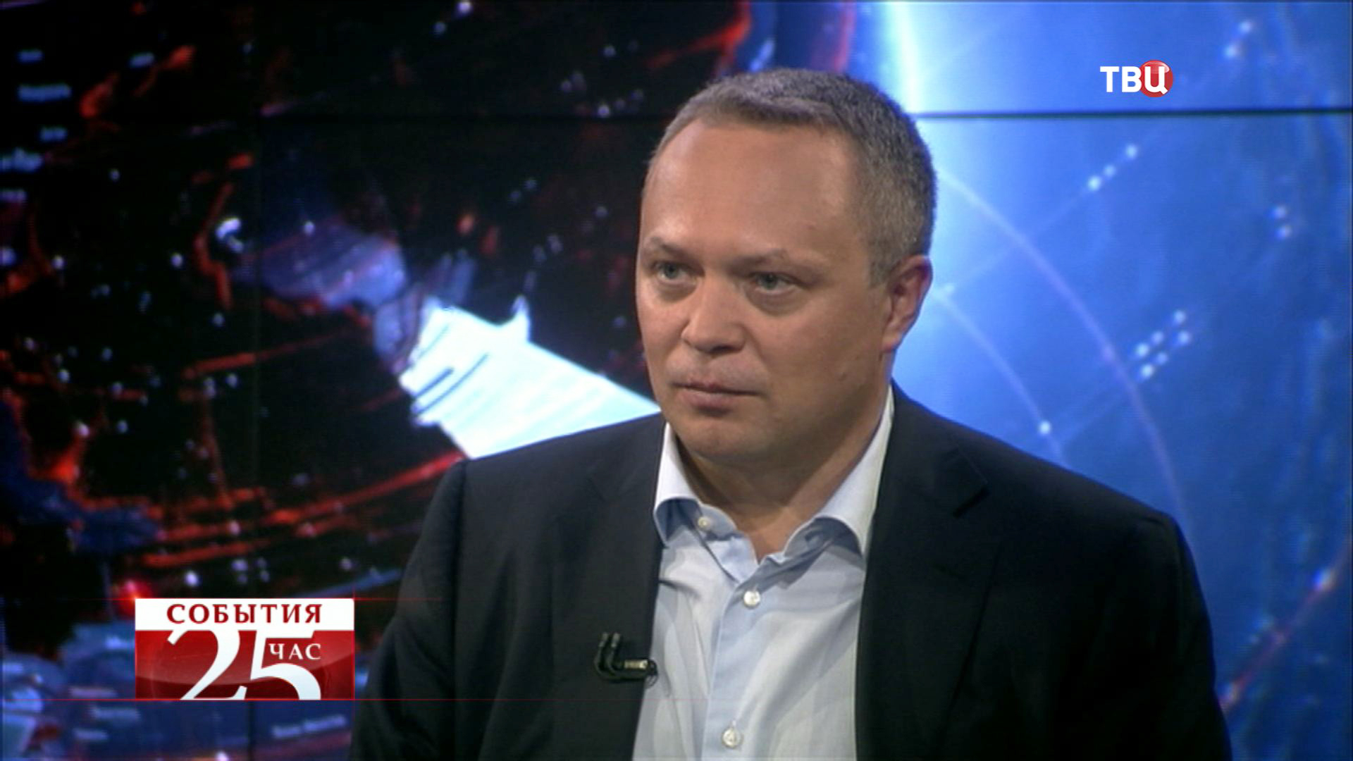 Константин Костин, председатель правления Фонда развития гражданского общества
