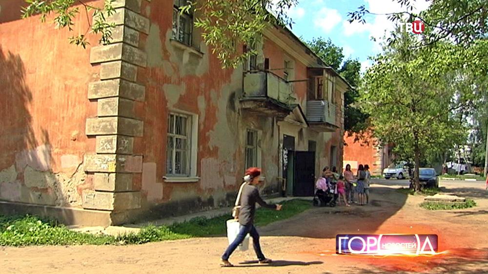 Ветхий дом в Серпухове