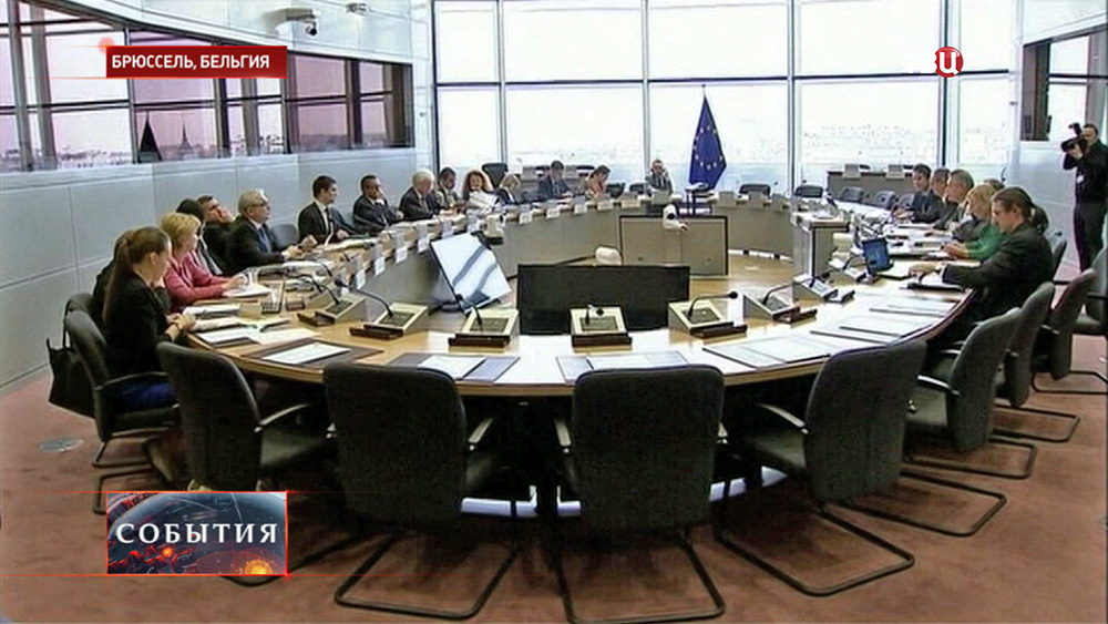Переговоры России и ЕС в Брюсселе
