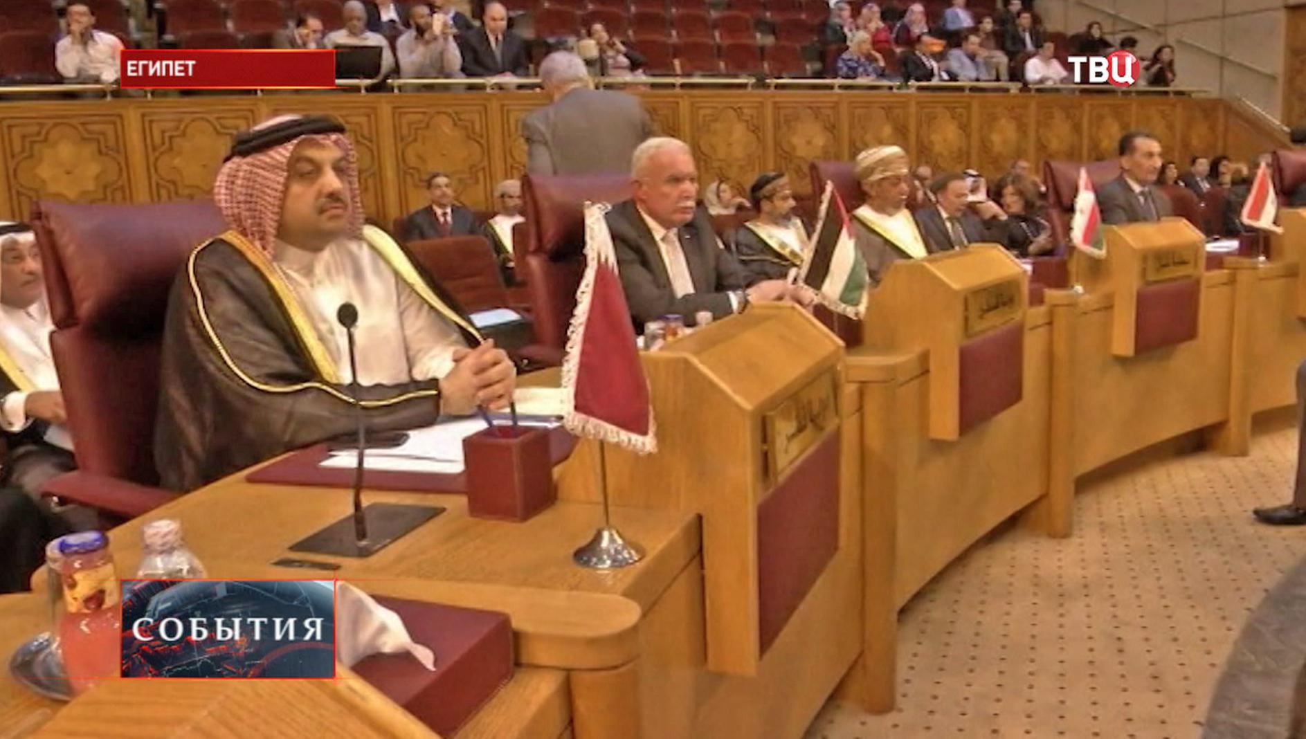 Египетский парламент