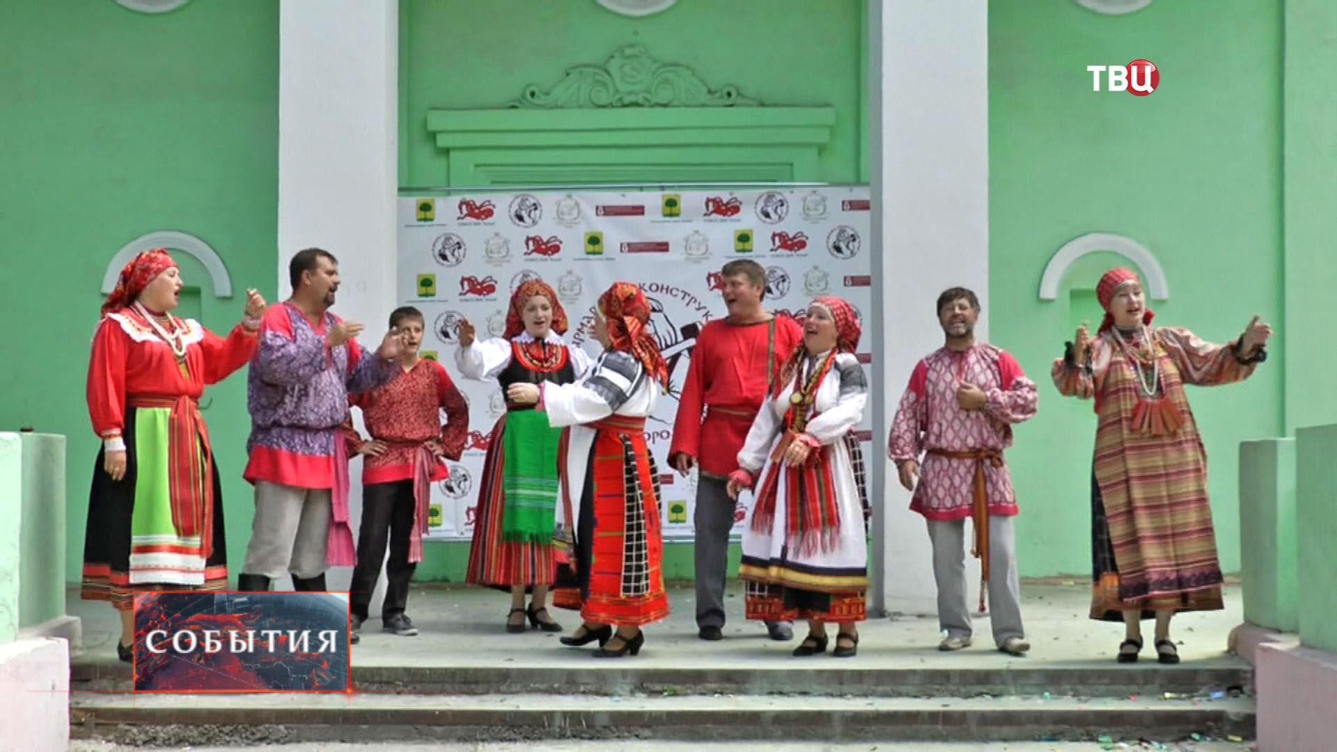 Празднование Дня города в Липецке