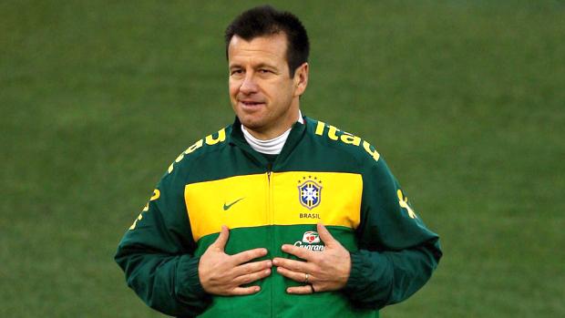 Главный тренер сборной Бразилии Карлос Дунг