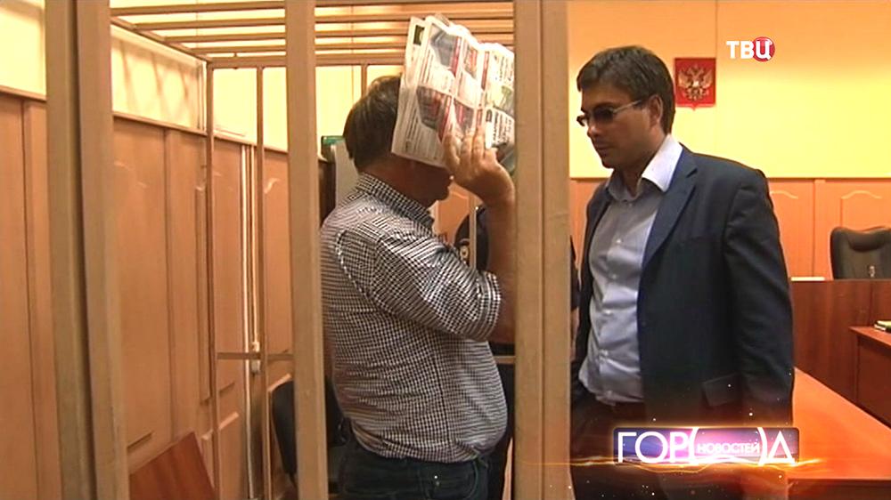 Фигурант дела об аварии в метро Анатолий Круглов