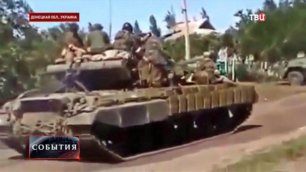Военная техника Нацгвардии Украины