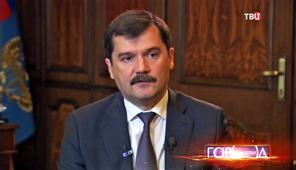 Глава Росавиации Александр Нерадько