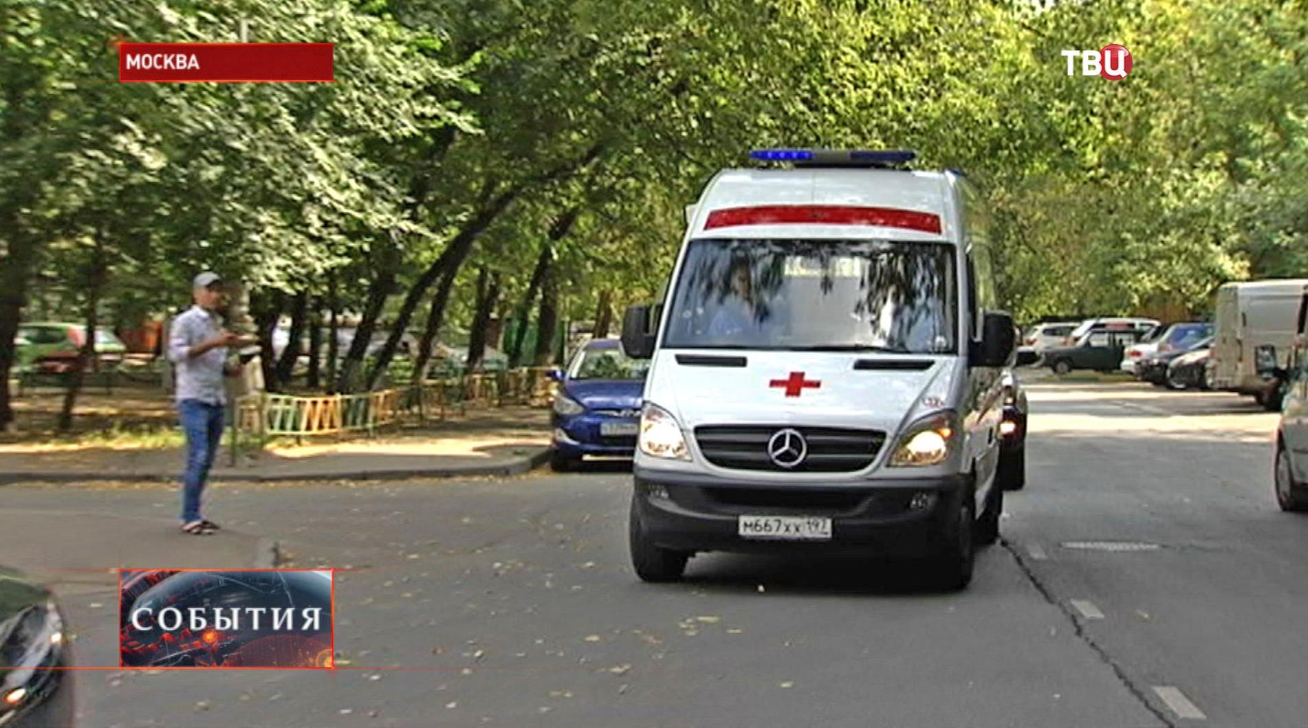 Карета скорой помощи