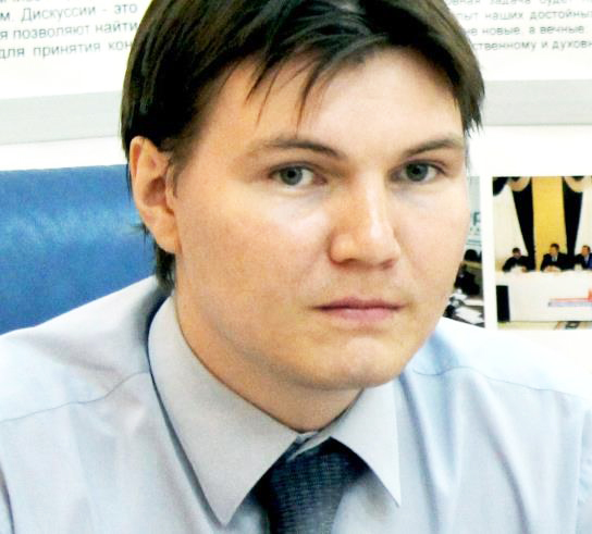 Замминистра иностранных дел ДНР Александр Проселков
