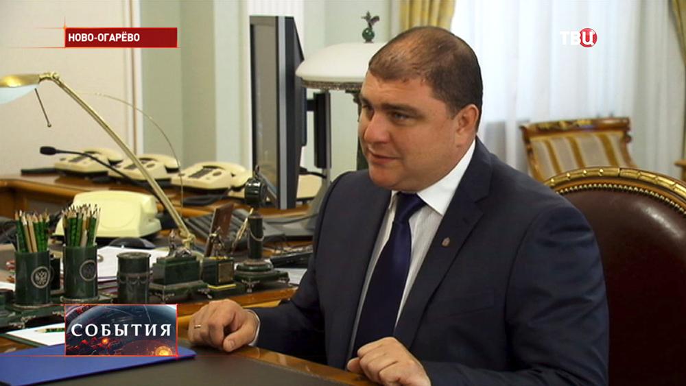 И. о. губернатора Орловской области Вадим Потомский