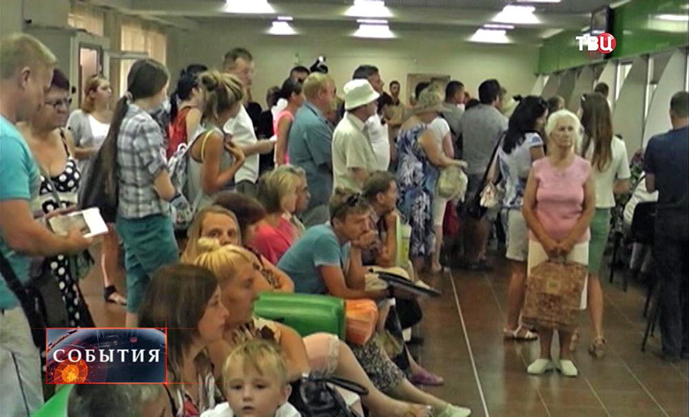 Работа паспортного стола в Севастополе