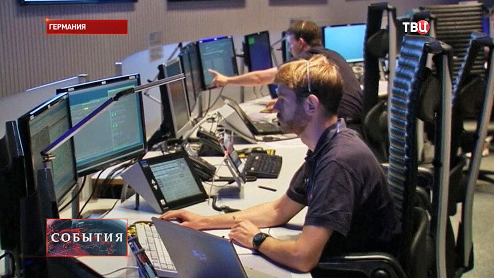 Учёные Европейского космического агентства