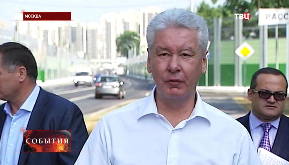"""В """"новой Москве"""" завершена реконструкция дороги между Киевским и Боровским шоссе"""