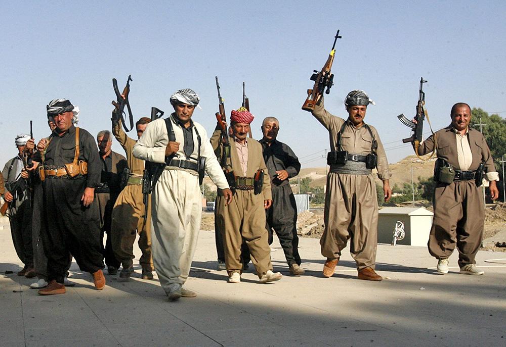 Иракские боевики
